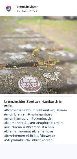 Brem'Insider auf Instagram